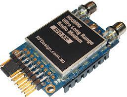 RFD900 - Radio Modem