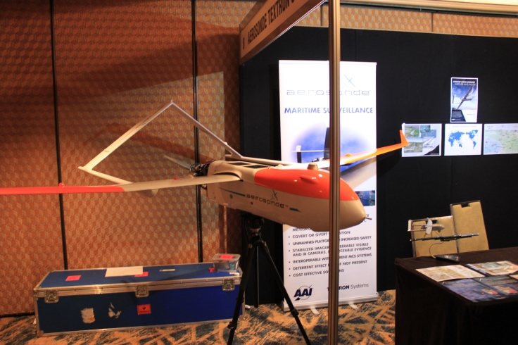 A larger scale UAV from Aerosonde