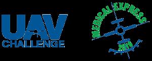 The new UAV Challenge Medical Express logo