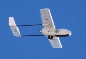 Our UAV from the 2014 Challenge
